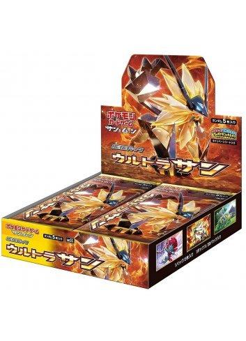 Pokémon Card Game Sun & Moon - Expansion Pack: Ultra Sun (x150 cards)