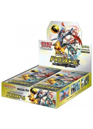 Pokémon Card Game Sun & Moon - Expansion Pack: Dragon Storm (x150 cards)