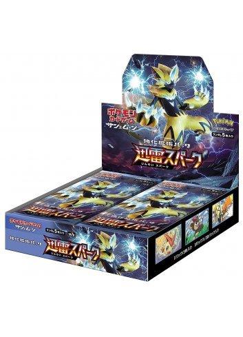 Pokémon Card Game Sun & Moon - Expansion Pack: Jinrai Spark (x150 cards)