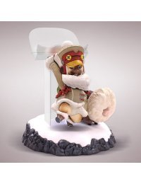 Monster Hunter World Iceborne - Otomo Airu Stand