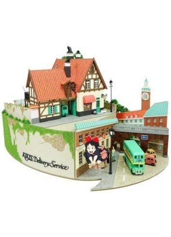 Kiki's Delivery Service Diorama