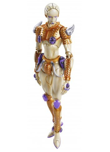 Super Action Statue - G.E (Gold Experience)