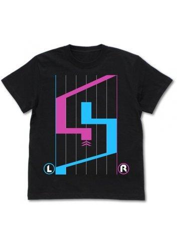 T-Shirt Sound Voltex (Black - XL)