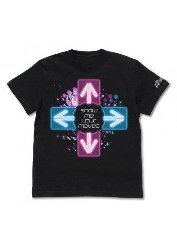 T-Shirt DanceDanceRevolution (Black - XL)