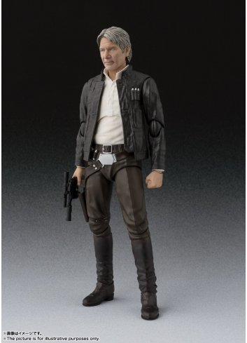 The Force Awakens ver. S.H.Figuarts Han Solo