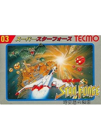 Super Star Force: Jikūreki no Himitsu