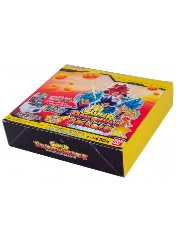 Super Dragon Ball Heroes Ultimate Booster Pack -Gekitotsusuru Buyu- (Box x60 cards)