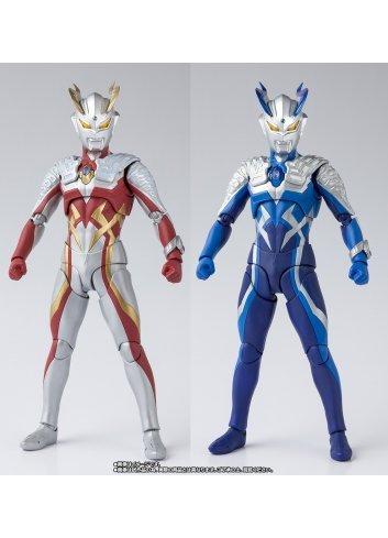 S.H.Figuarts Strong Corona Zero & Luna Miracle Zero Set