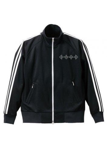 Jacket Dance Dance Revolution (BLACK x WHITE - M)