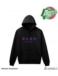 Hooded Jacket Dance Dance Revolution (Pink/Blue Logo ver.)