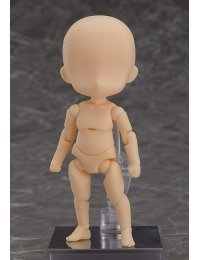Nendoroid Doll - archetype: Boy (Almond Milk)