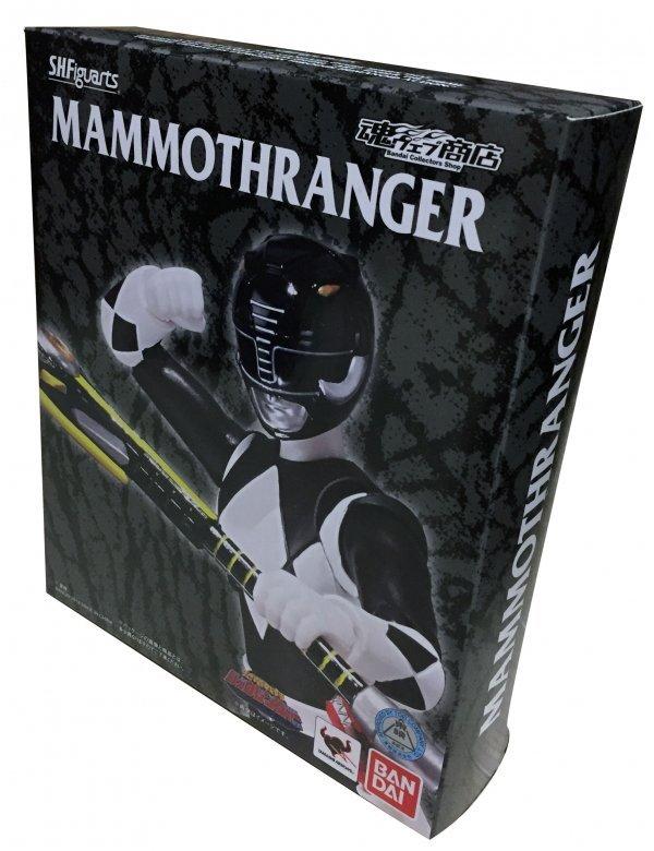 S.H.Figuarts Mammoth RangerBandai