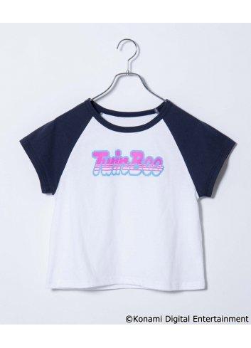 T-shirt TwinBee (Navy/White)