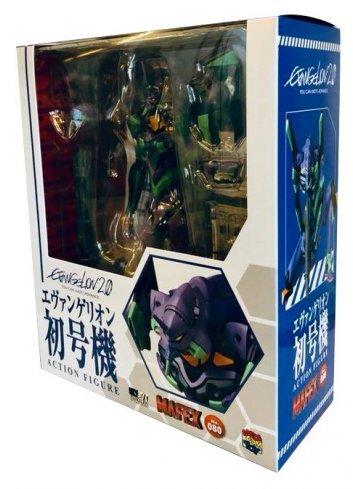 MAFEX Evangelion EVA-01