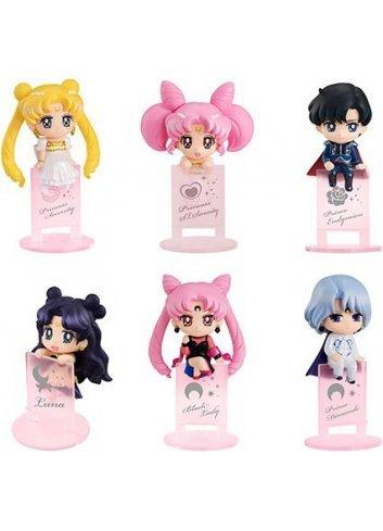 Ochatomo Series - Sailor Moon Night & Day (set of 6 figures)
