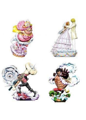 Logbox Re Birth Whole Cake Island Arc (set of 4 figures)