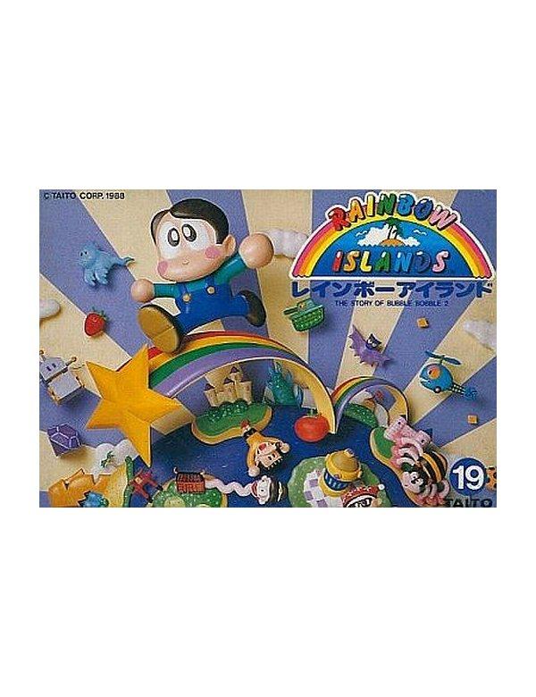 Rainbow Island: The Story of Bubble Bobble 2