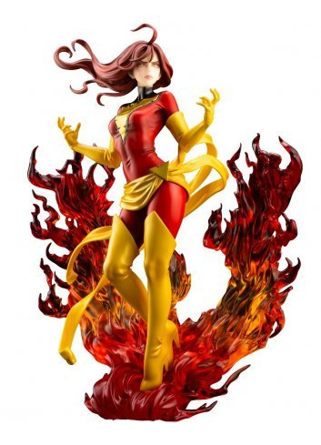 Marvel Bishoujo - Dark Phoenix Rebirth