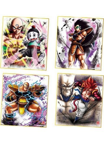 Dragon Ball Shikishi ART 9 (Box of 10 cards)