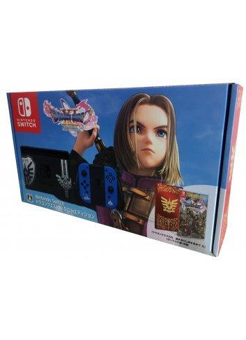 Nintendo Switch Dragon Quest XI + Gorgeous Edition set