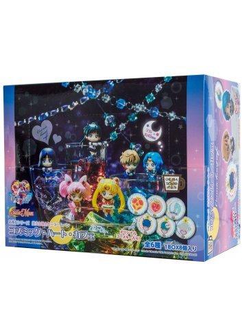 Ocha Tomo - Sailor Moon Cosmic Heart Cafe (x6 figures set)