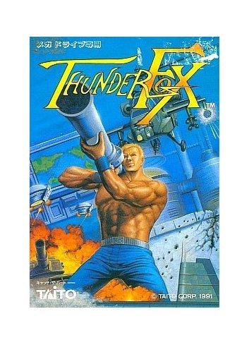 Thunder Fox - Taito