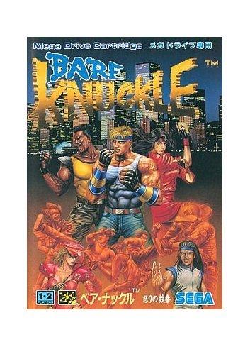 Bare Knuckle: Ikari no Tekken - Sega
