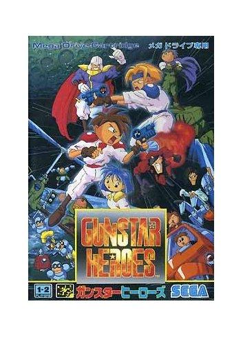 Gunstar Heroes - Sega