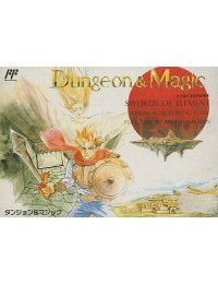 Dungeon & Magic: Sword of Element
