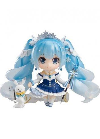 Nendoroid Snow Miku: Snow Princess Ver. - Good Smile Company