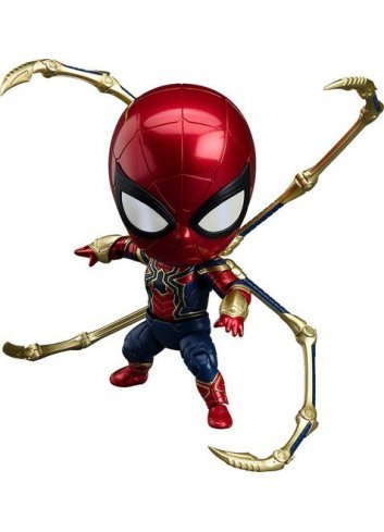Nendoroid Iron Spider: Infinity Edition - Good Smile Company