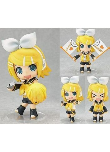 Nendoroid Rin Kagamine : Cheerful Ver. - Good Smile Company