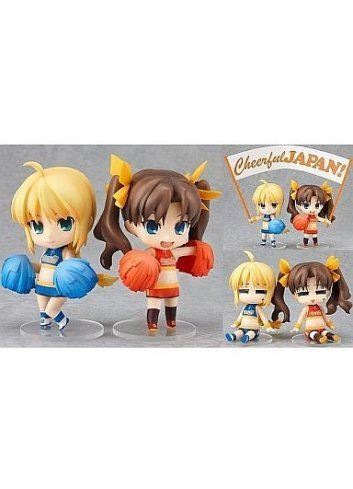 Nendoroid Saber & Rin Tohsaka : Cheerful ver. - Good Smile Company