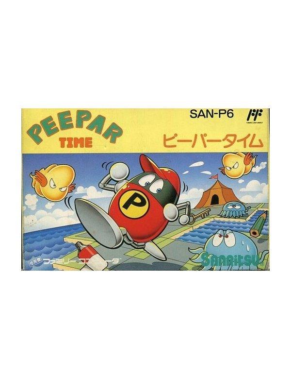 Peepar Time