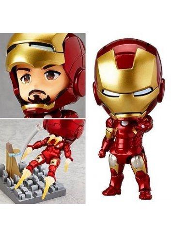 Nendoroid Iron Man Mark 7: Hero's Edition - Good Smile Company