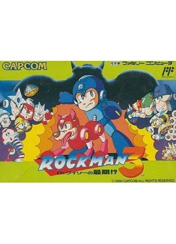 Rockman 3: Dr. Wily no Saigo!?