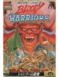 Bloody Warriors: Shan-Go no Gyakushuu