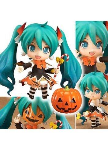 Nendoroid Hatsune Miku: Halloween Ver. - Good Smile Company