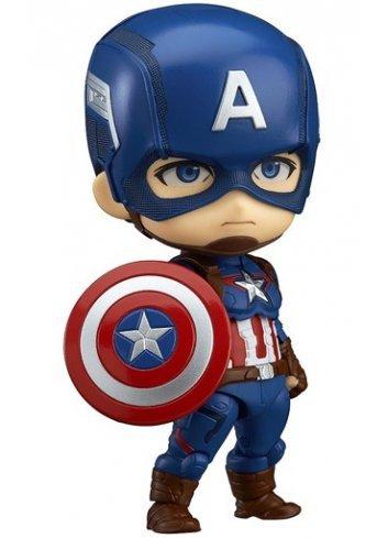 Nendoroid Captain America: Hero's Edition - Good Smile Company