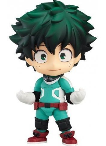 Nendoroid Izuku Midoriya: Hero's Edition - TOMY
