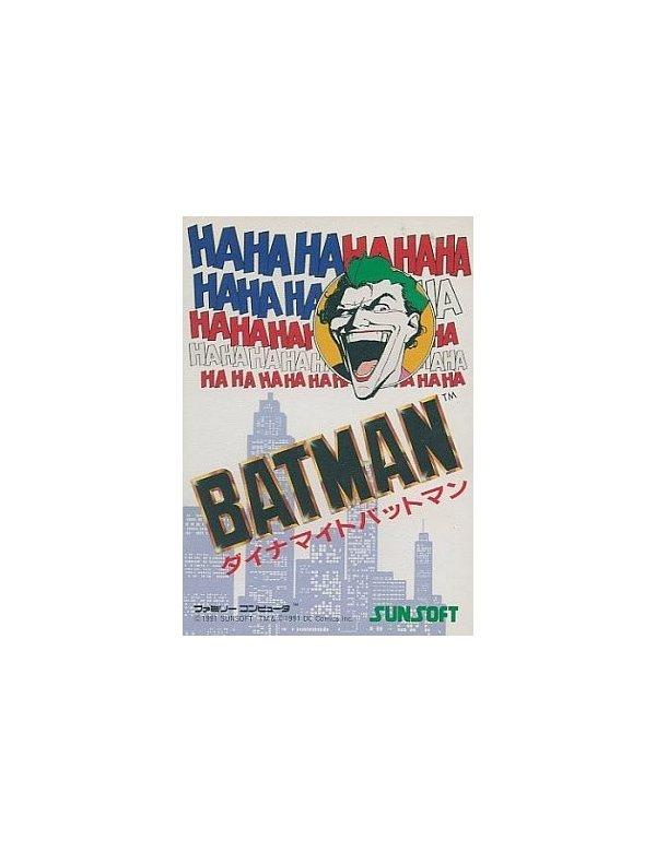 Dynamite Batman