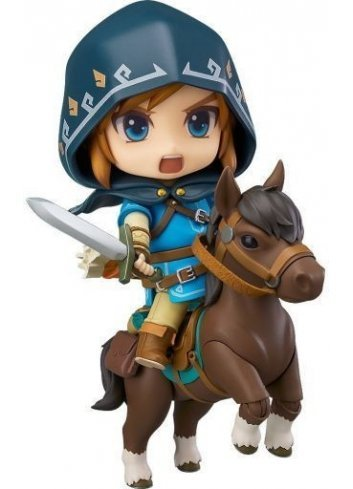Nendoroid Link: Breath of the Wild Ver. DX Edition - Good Smile Company