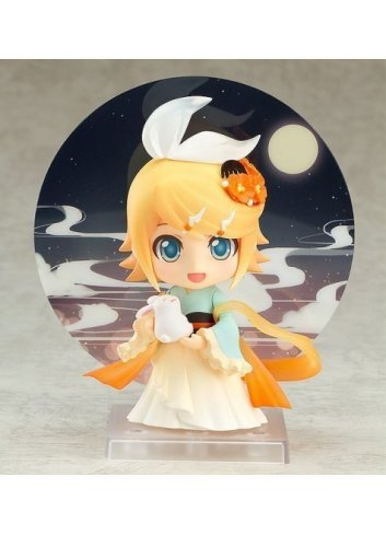 Nendoroid Kagamine Rin: Harvest Moon Ver. - Good Smile Company