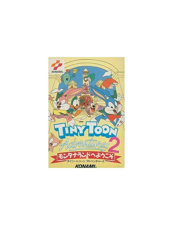Tiny Toon Adventures 2: Montana Land e Yōkoso