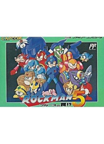 Rockman 5: Blues no Wana!?