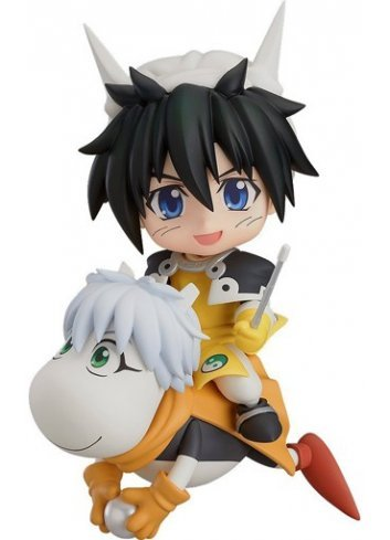 Nendoroid Taikobo & Supushan - Good Smile Company