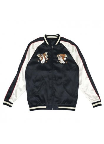 Gizmo Jacket Reversible Black / White (M Size ~ 165-173cm) - Repair