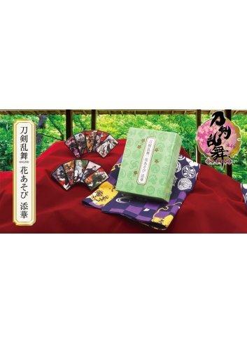 Hanafuda Touken Ranbu -ONLINE- [Hana Asobi] Tenka (24 cards) - Yanoman