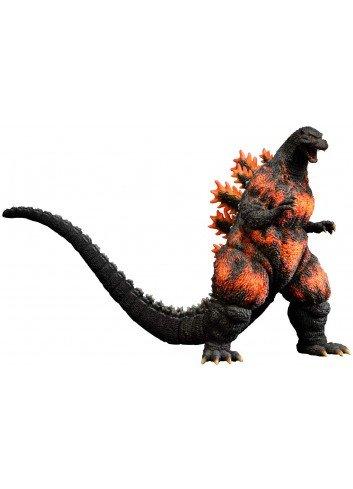 Toho 30cm series - Godzilla (1995) Landing in Hong Kong