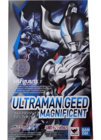 S.H.Figuarts Ultraman Geed Magnificient